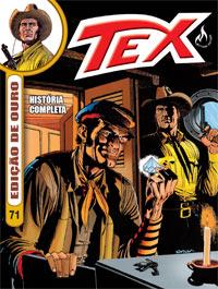TEX ED OURO Nº 071