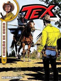 TEX ED OURO Nº 072