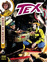 TEX ED OURO Nº 077