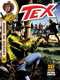 TEX ED OURO Nº 084