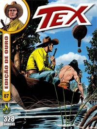TEX ED OURO Nº 087