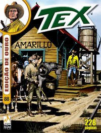 TEX ED OURO Nº 088