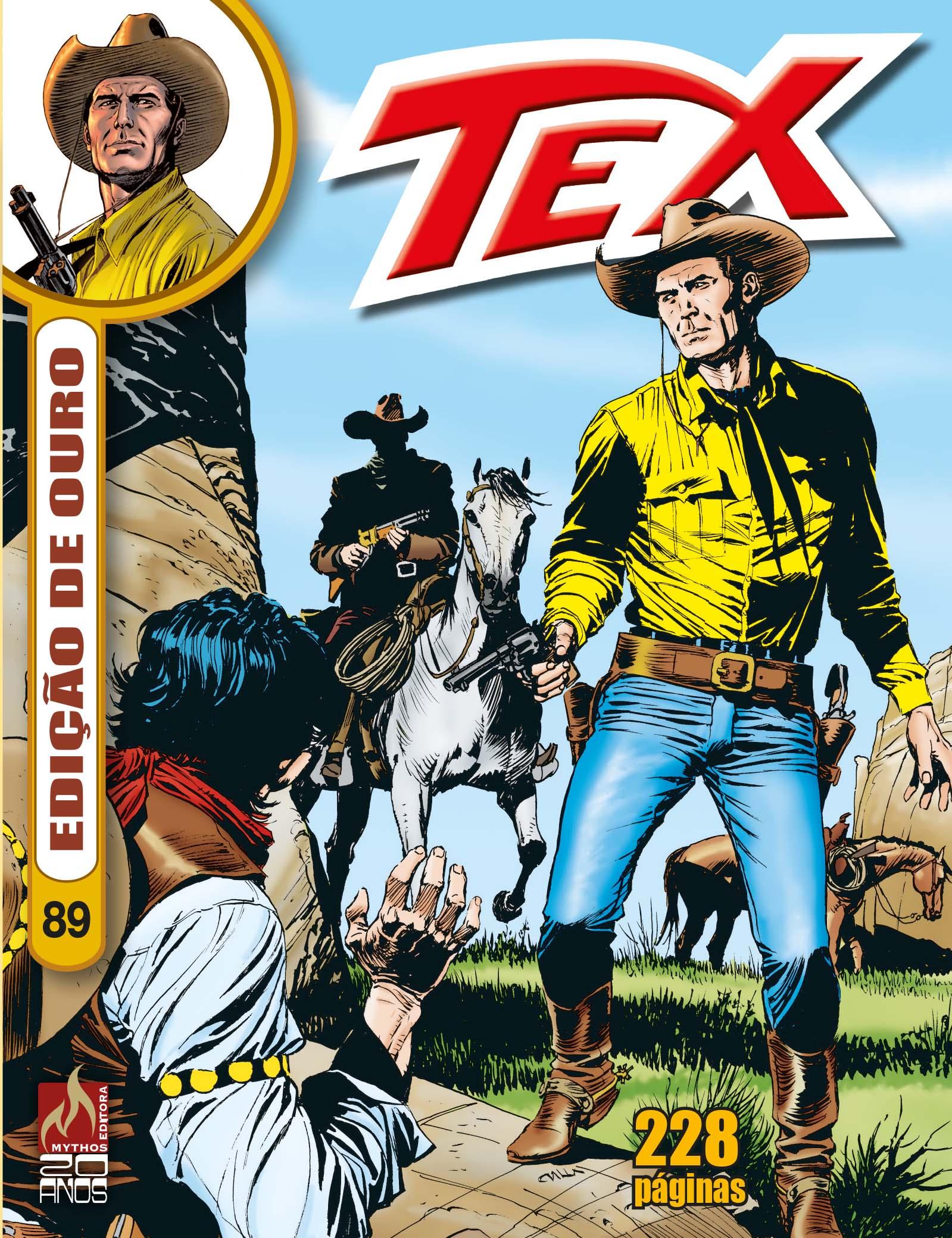 TEX ED OURO Nº 089