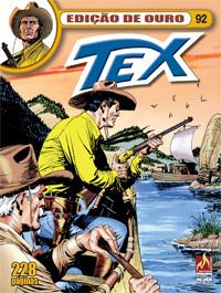 TEX ED OURO Nº 092