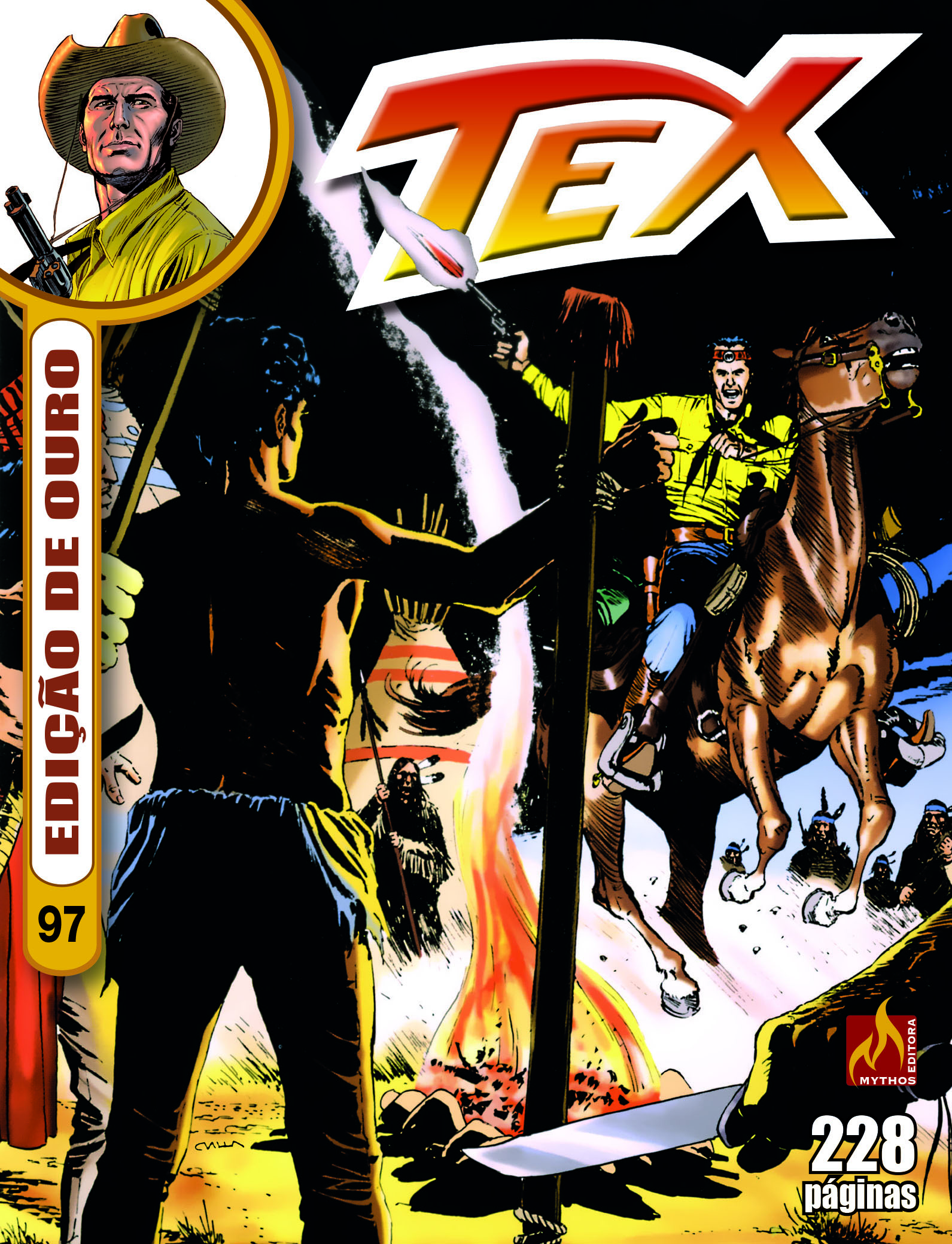 TEX ED OURO Nº 097