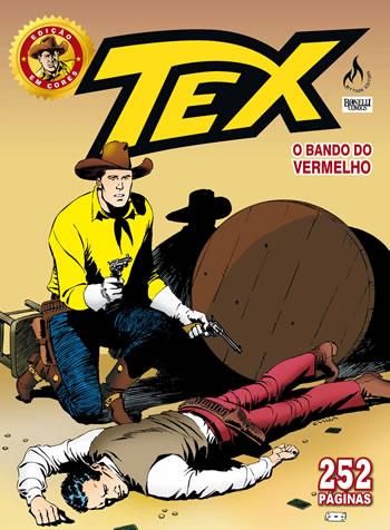 TEX EDIÇÃO EM CORES Nº 003