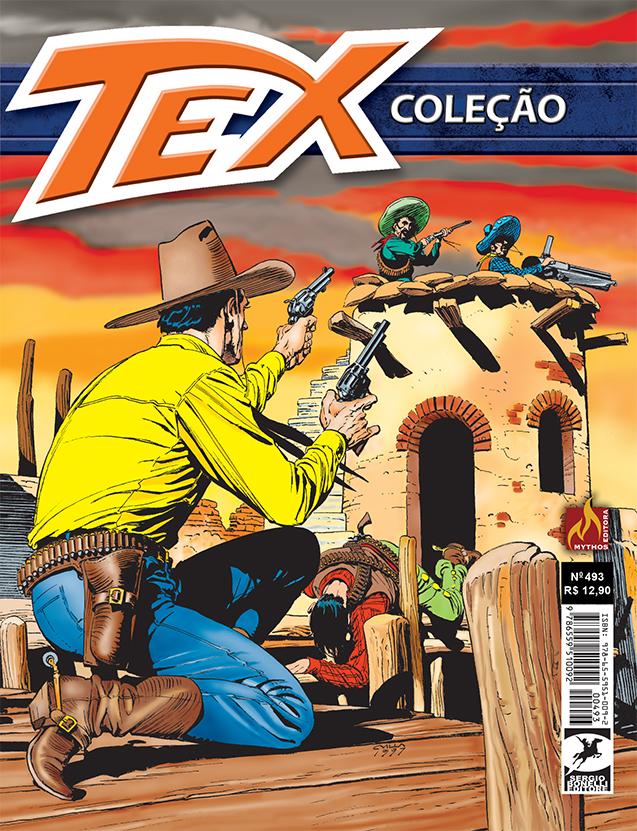 TEX COLEÇÃO Nº 493
