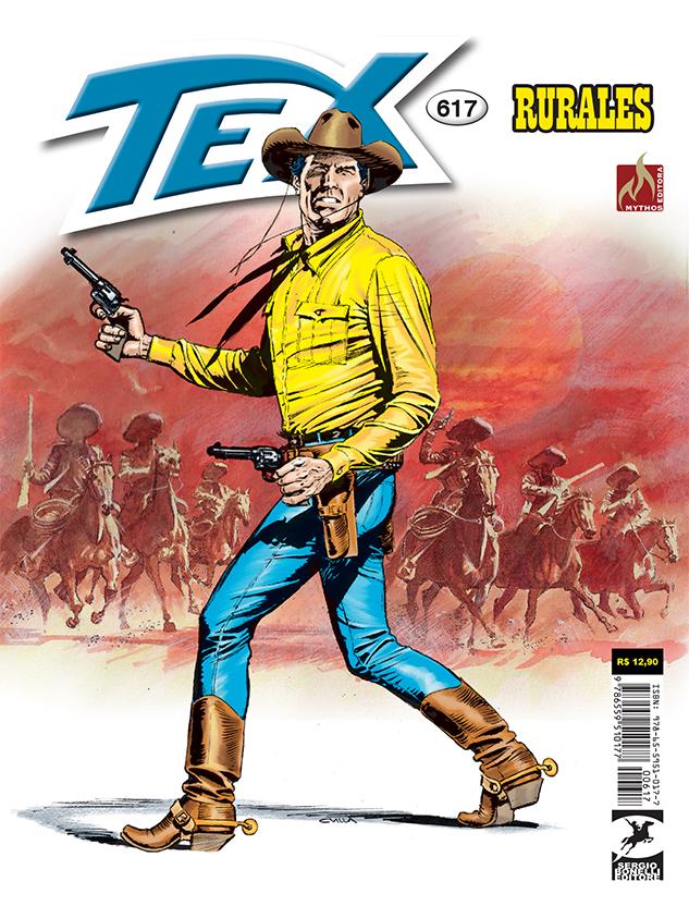 PRÉ-VENDA TEX Nº 617 (MARÇO/2021)
