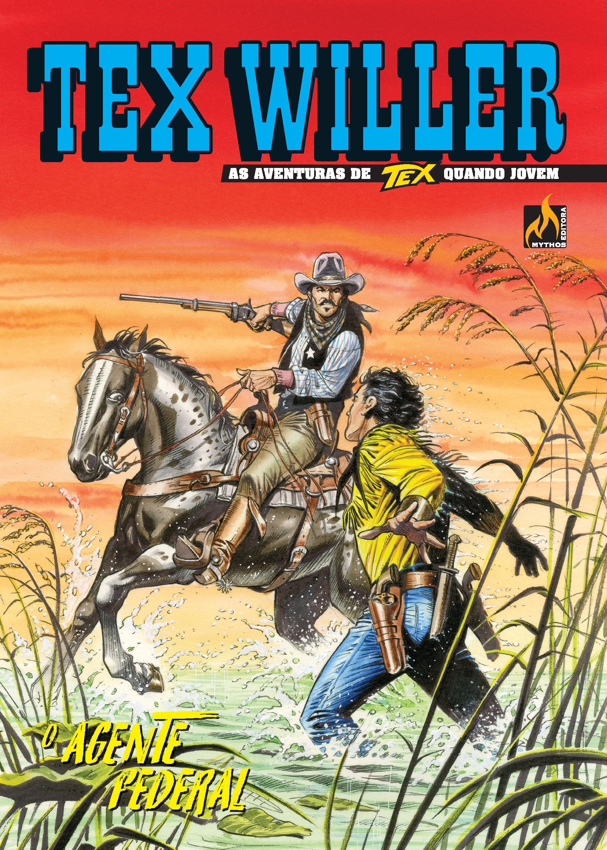 TEX WILLER Nº 18