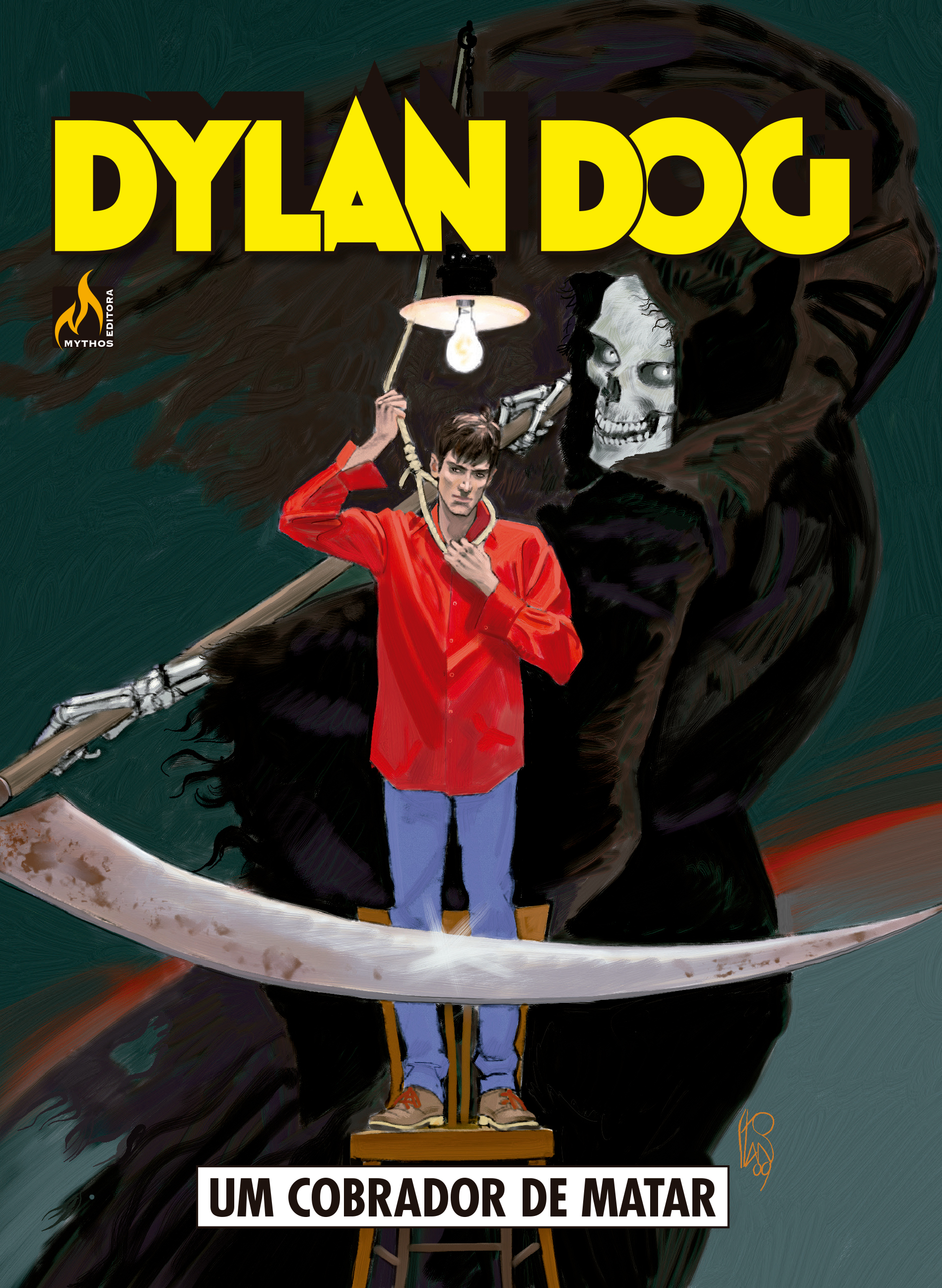 DYLAN DOG VOL. 15