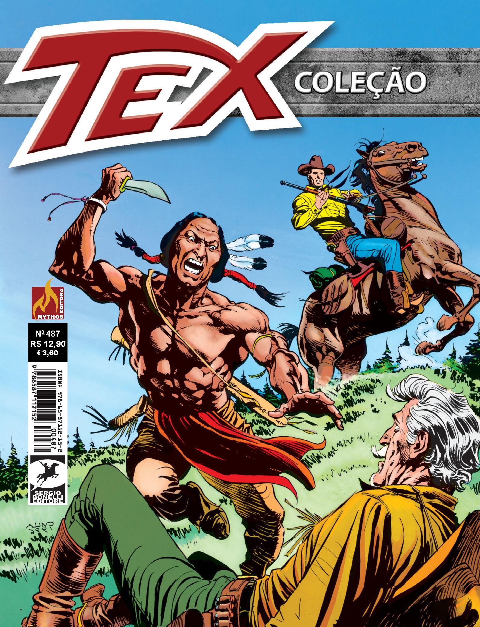 TEX COLEÇÃO Nº 487