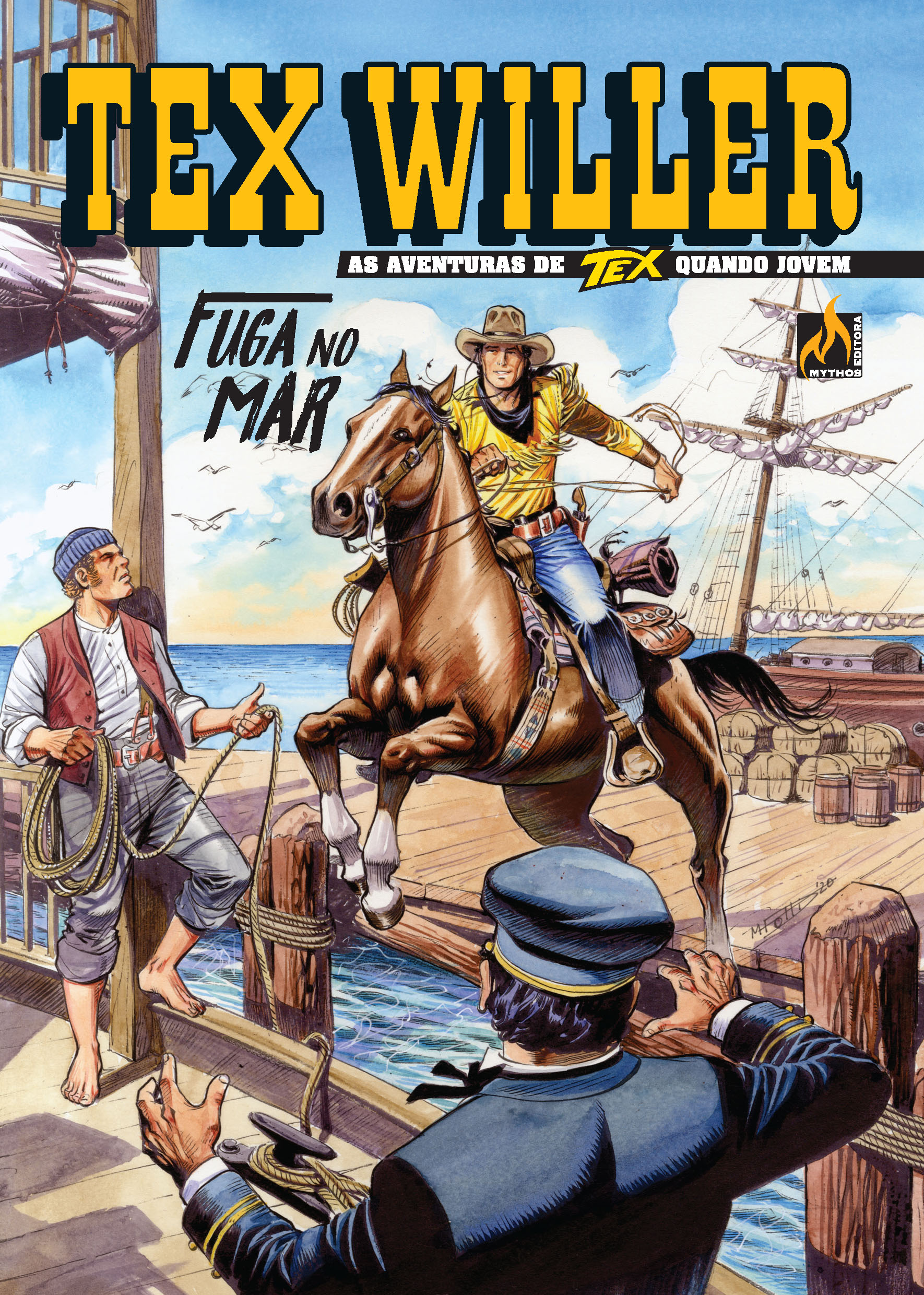TEX WILLER Nº 19