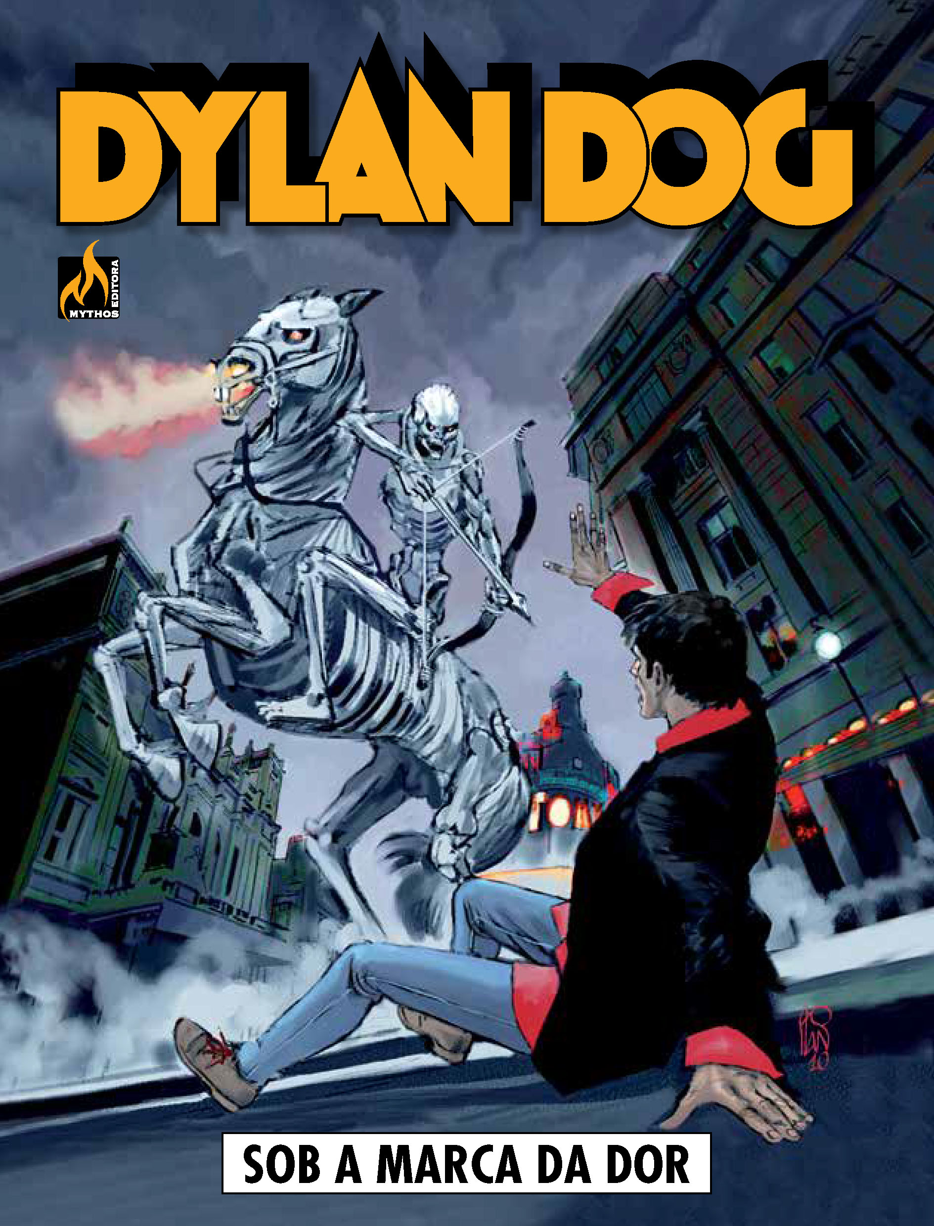 DYLAN DOG VOL. 16