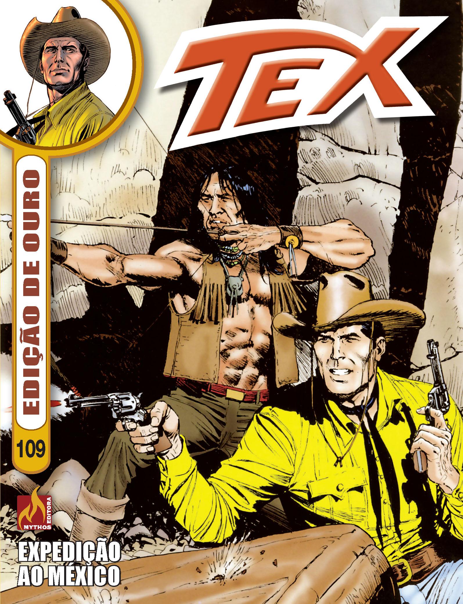TEX ED OURO Nº 109