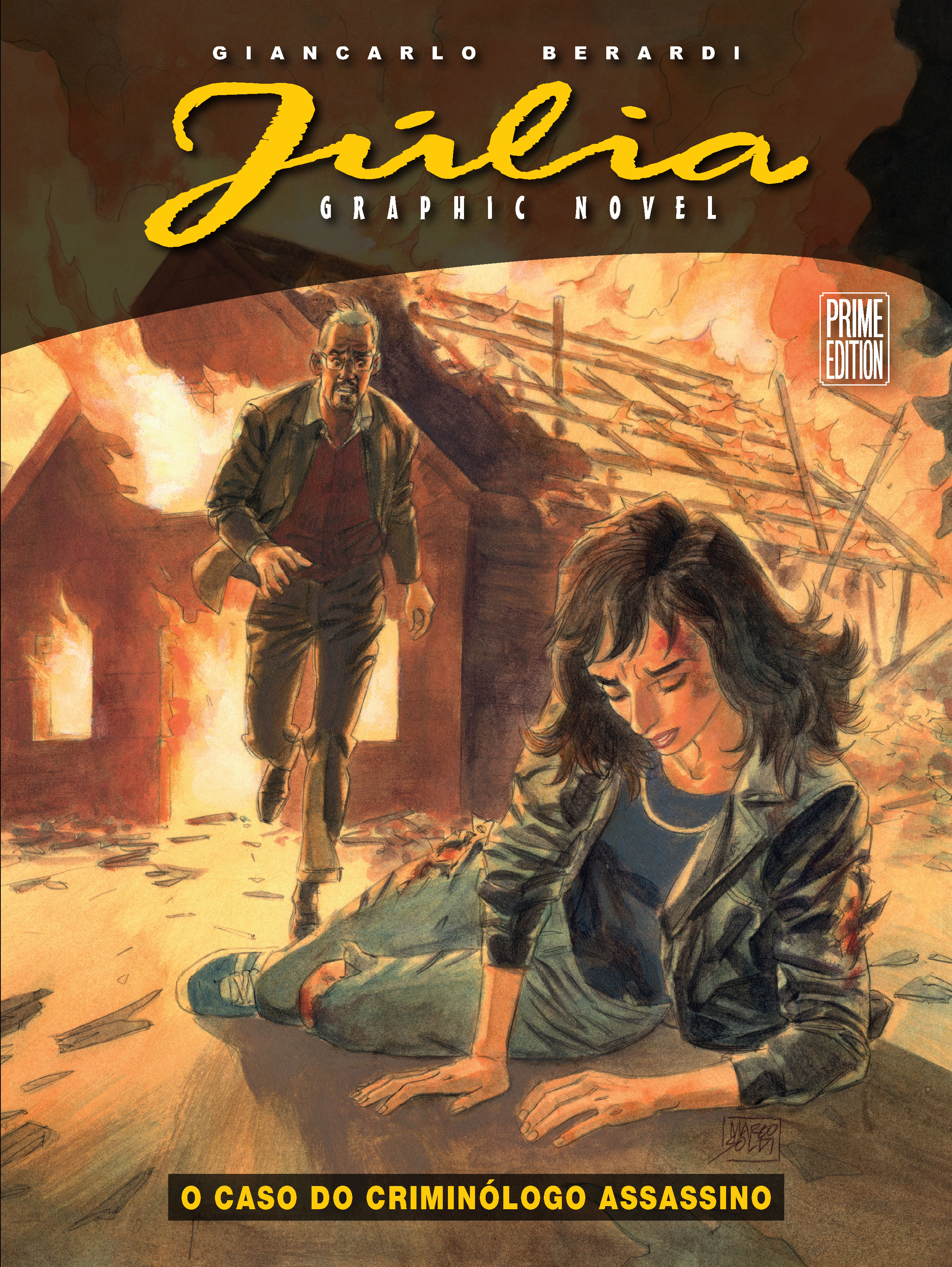JÚLIA GRAPHIC NOVEL VOL. 01