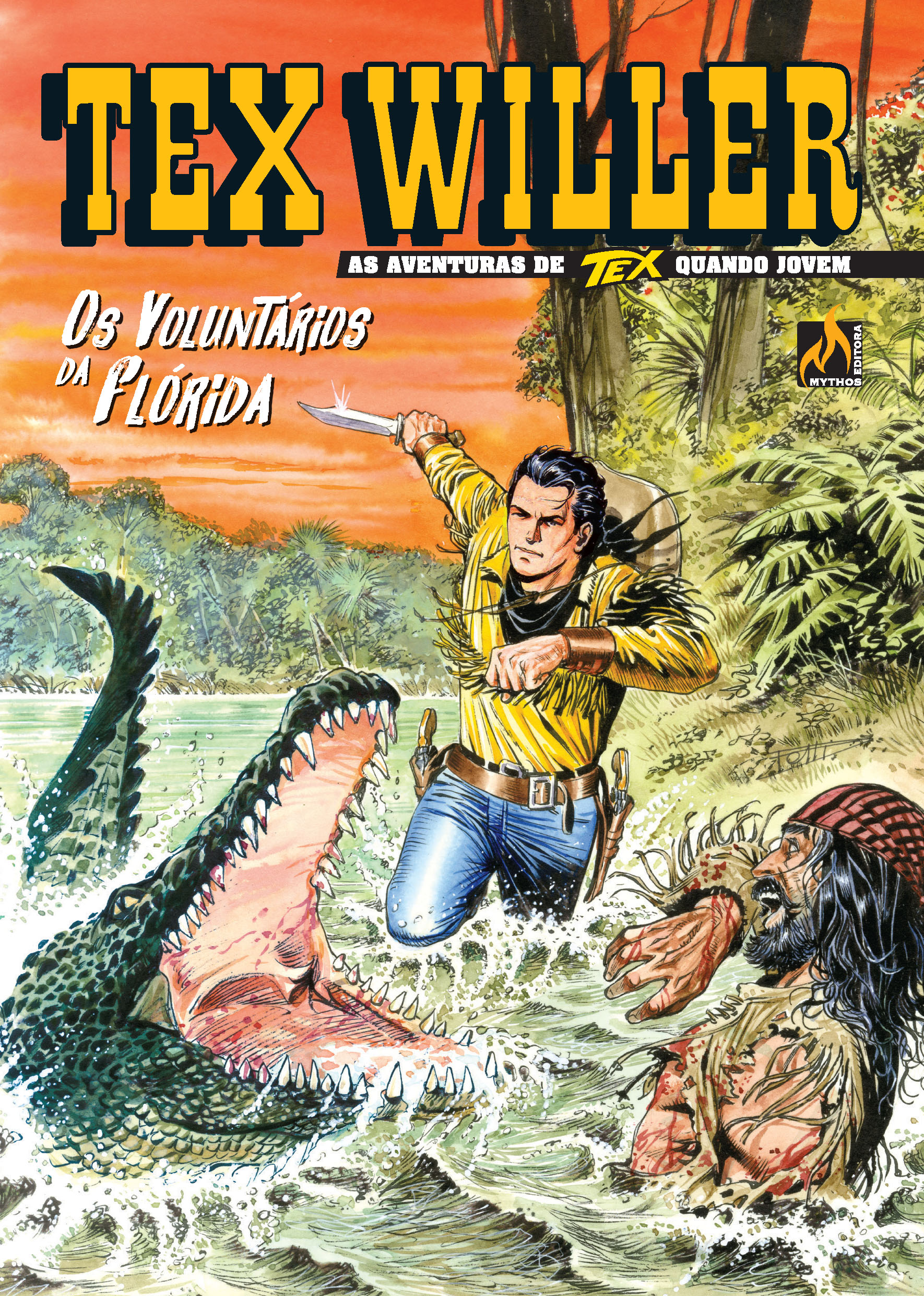 TEX WILLER Nº 21