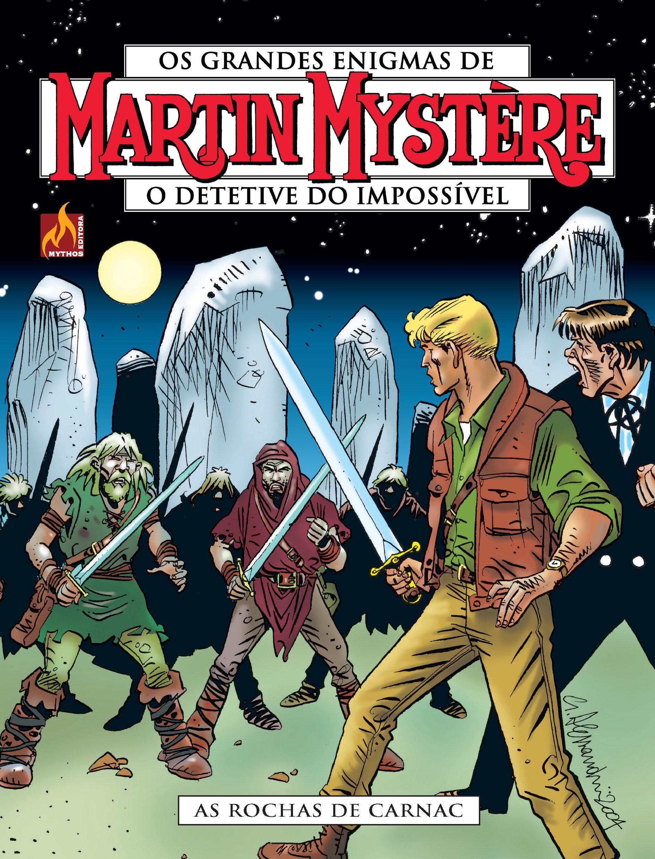 MARTIN MYSTÈRE VOL. 19