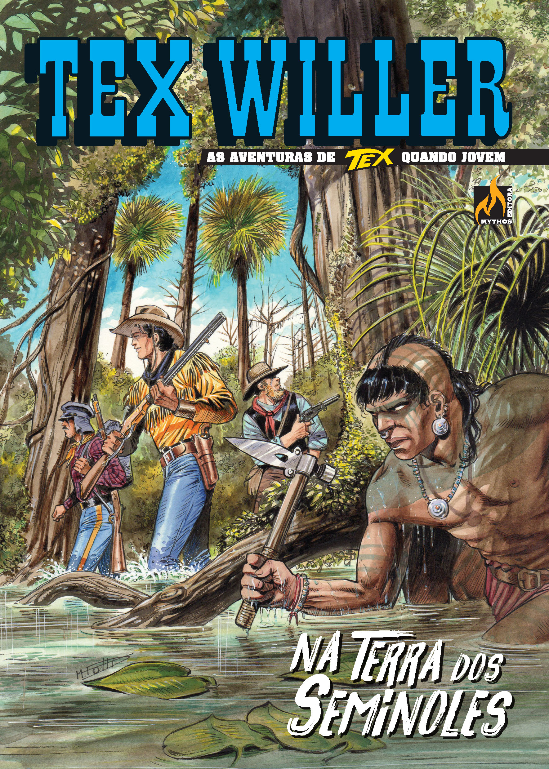 TEX WILLER Nº 20