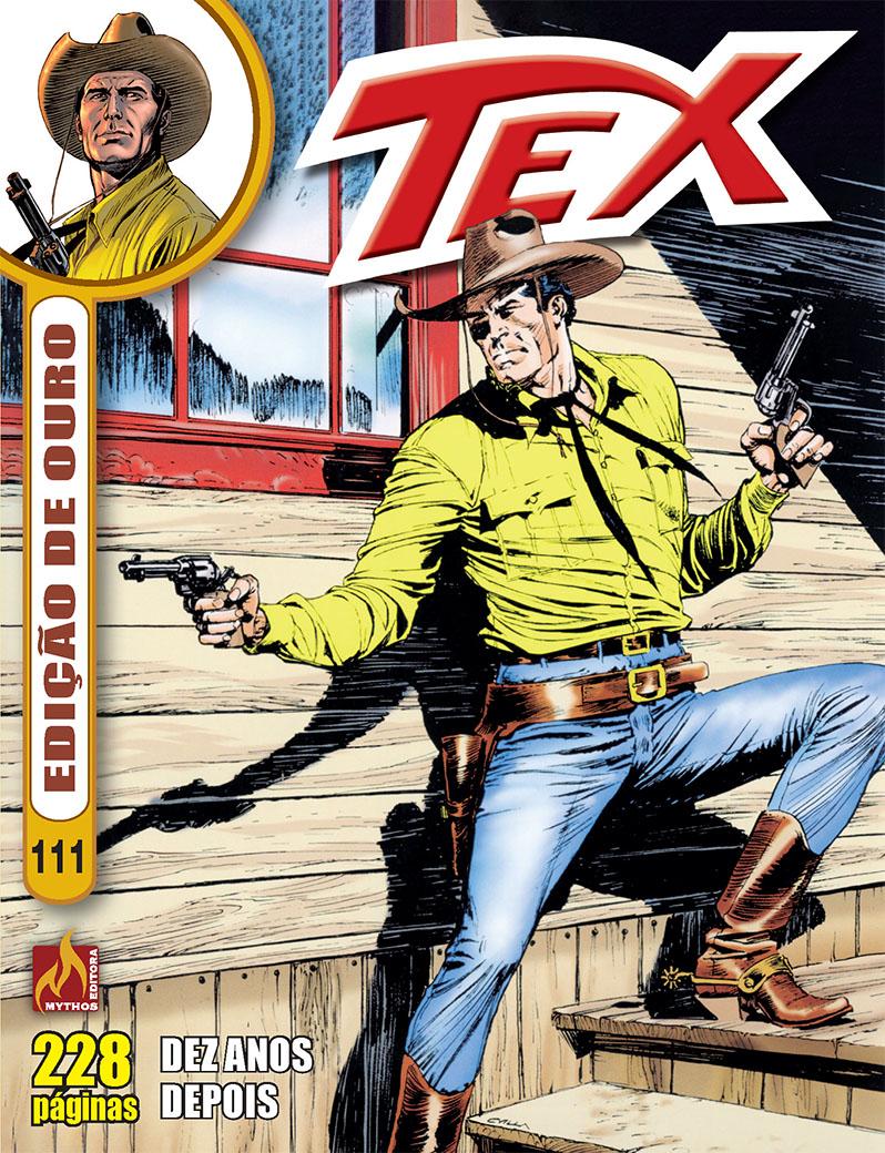 TEX ED OURO Nº 111