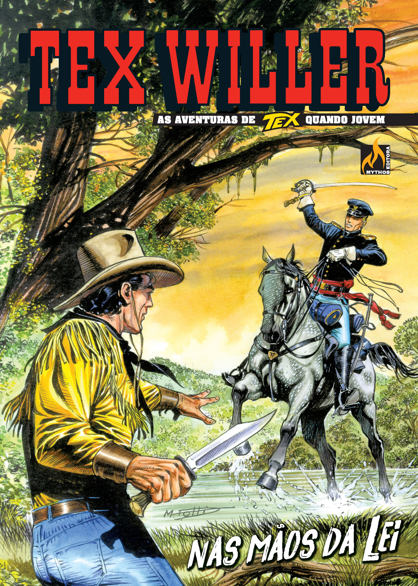 TEX WILLER Nº 23