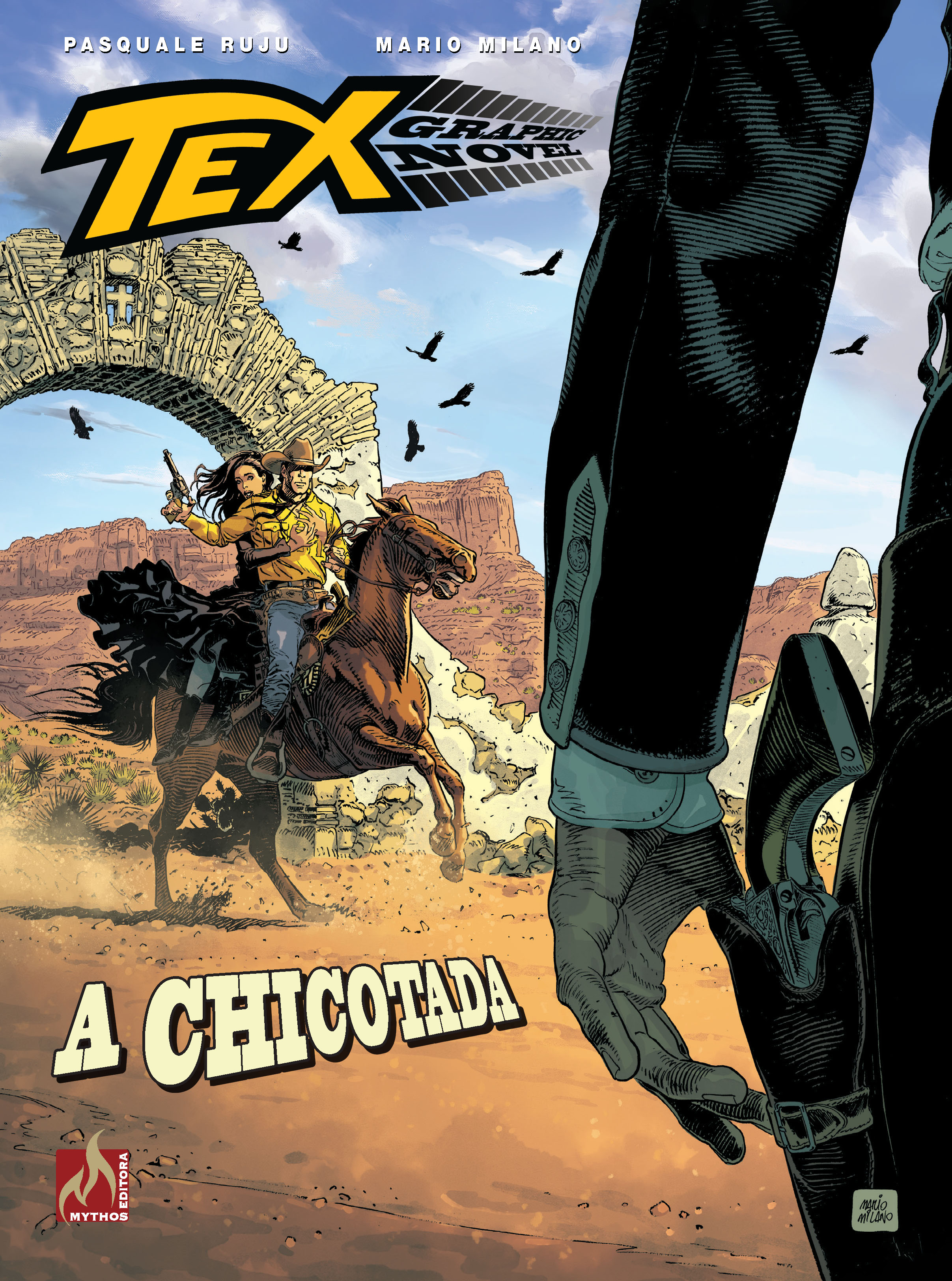 TEX GRAPHIC NOVEL Nº 09