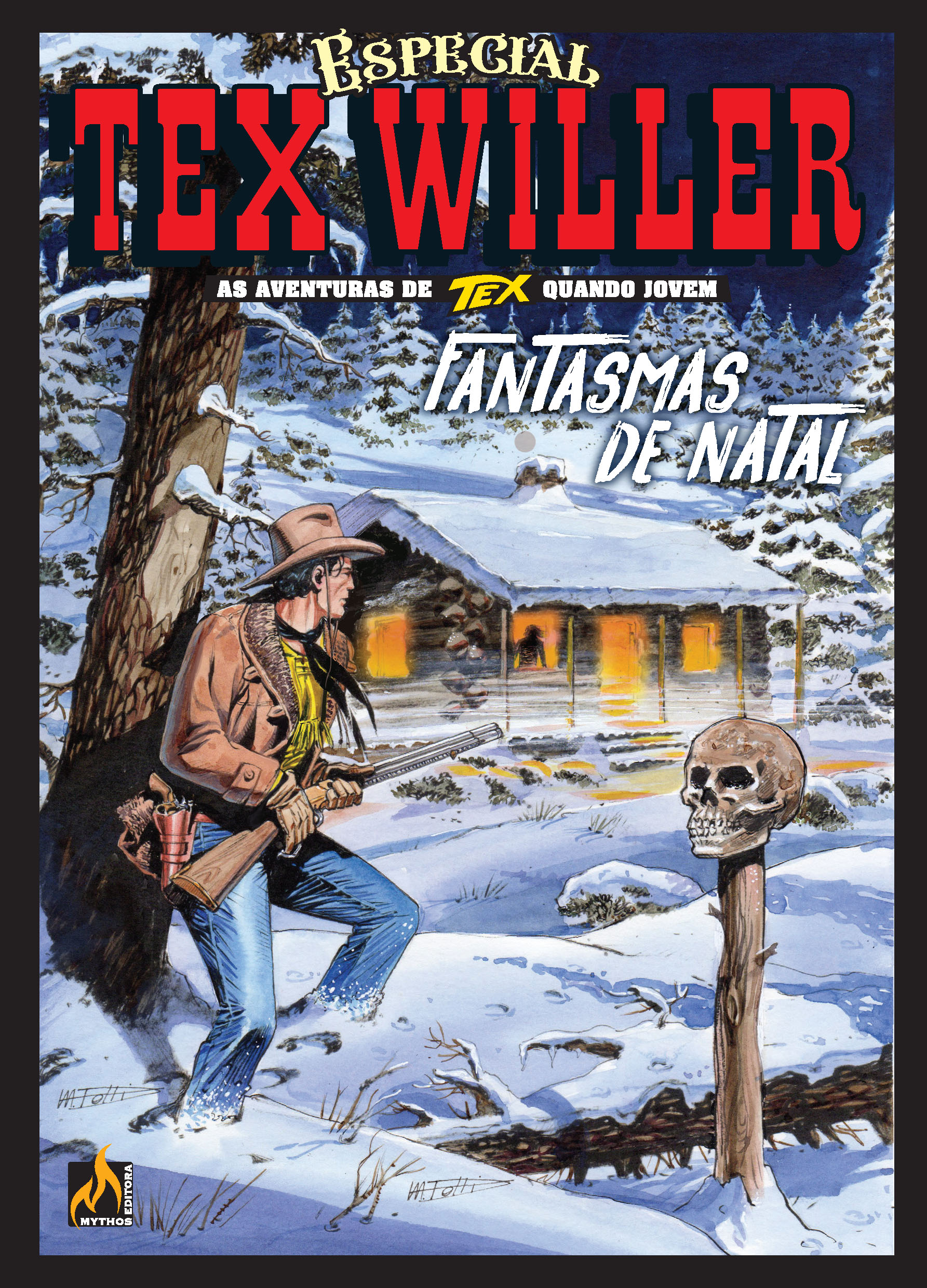 TEX WILLER ESPECIAL VOL. 1