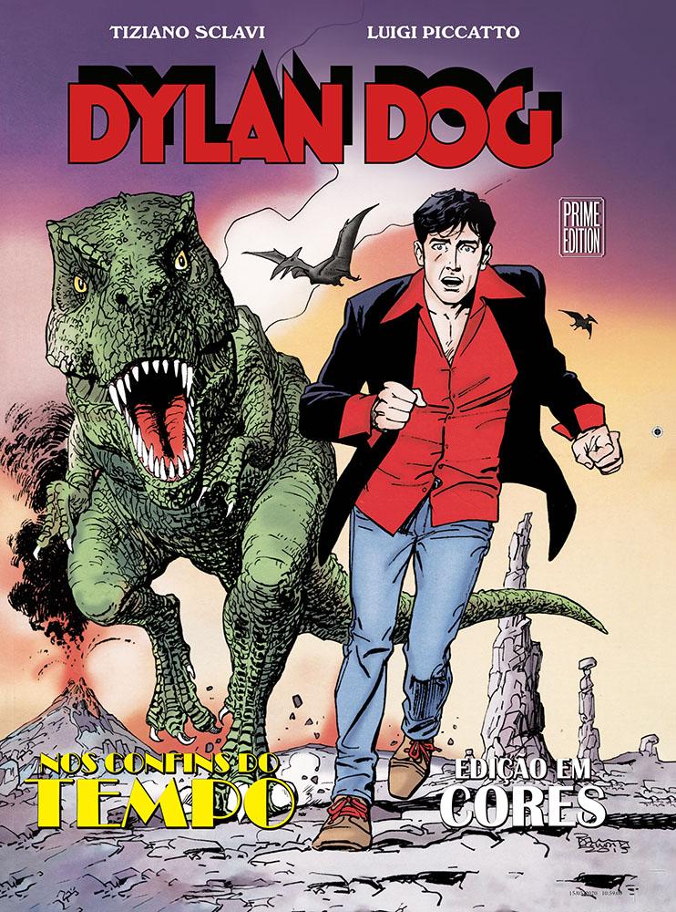 PRÉ-VENDA DYLAN DOG GRAPHIC NOVEL 3 (JUNHO/2020)