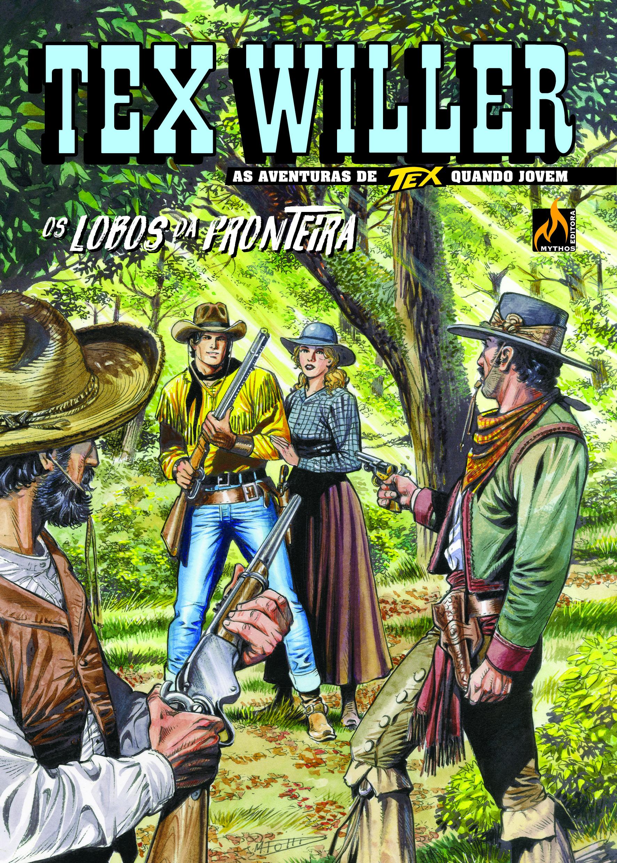 TEX WILLER Nº 16