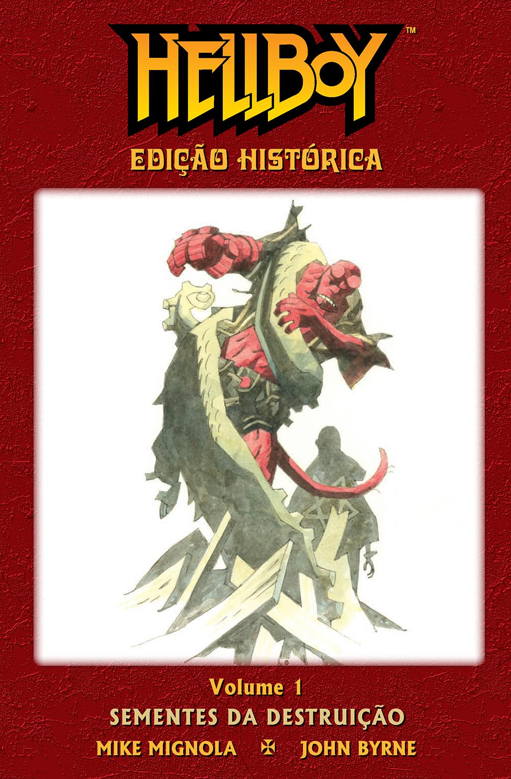 HELLBOY ED HISTÓRICA VOL. 01