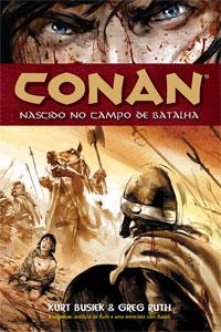 CONAN NASCIDO NO CAMPO DE BATALHA