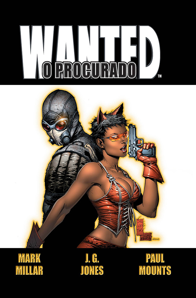WANTED: O PROCURADO Nº 01