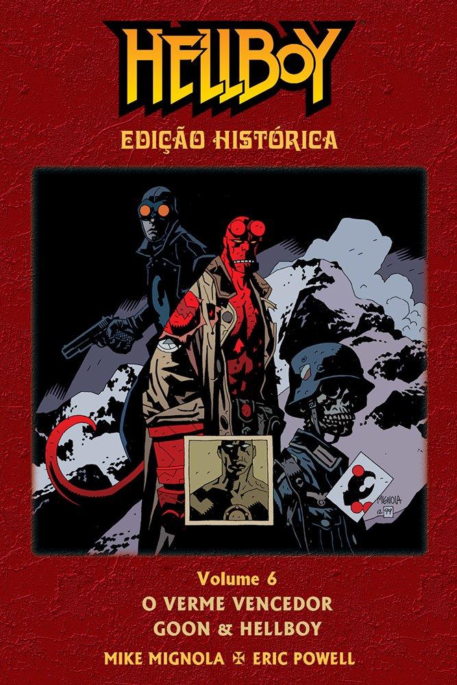 HELLBOY ED HISTÓRICA VOL. 06