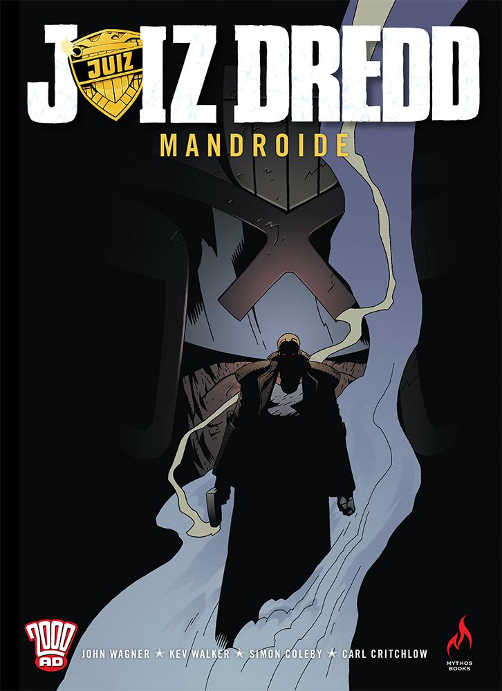 JUIZ DREDD MANDROIDE Nº 01