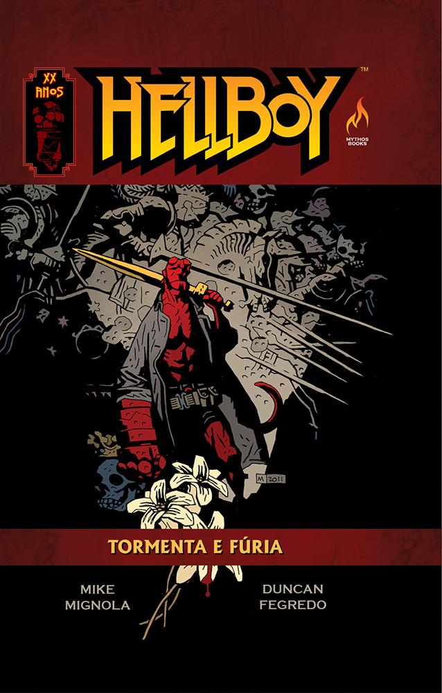 HELLBOY: TORMENTA E FÚRIA Nº 09
