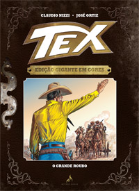 TEX ED GIGANTE EM CORES Nº 06