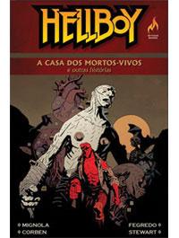 HELLBOY - A CASA DOS MORTOS VIVOS Nº10