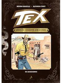 TEX ED GIGANTE EM CORES Nº 12