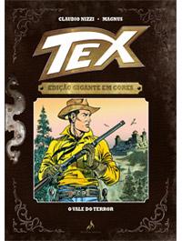 TEX ED GIGANTE EM CORES Nº 09
