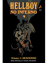 HELLBOY NO INFERNO VOL 01