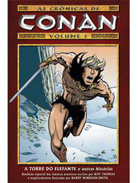 AS CRÔNICAS DE CONAN VOL. 01