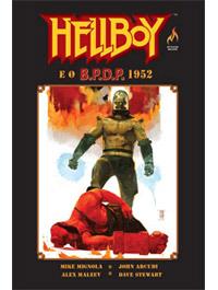 HELLBOY E O B.P.D.P. 1952