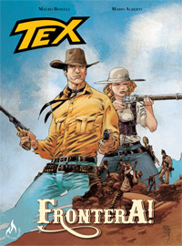 TEX GRAPHIC NOVEL Nº 02