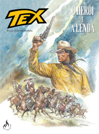 TEX GRAPHIC NOVEL Nº 01