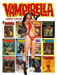 VAMPIRELLA - GRANDES CLASSICOS Nº 01