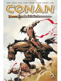 CONAN A LENDA - VOLUME 01