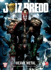 JUIZ DREDD: HEAVY METAL