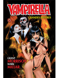 VAMPIRELLA GRANDES MESTRES VOL. 01