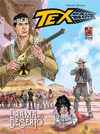 TEX GRAPHIC NOVEL Nº 03