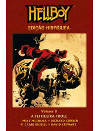 HELLBOY ED HISTÓRICA VOL. 08