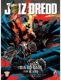 JUIZ DREDD: DIA DO CAOS - FIM DE JOGO